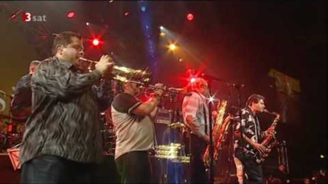 Tower of Power - I got to groove (live in Basel)
